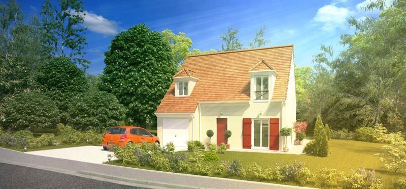 """Modèle de maison  """"Idylle 3.101 GI"""" à partir de 4 pièces Essonne par A&A CONSEIL"""