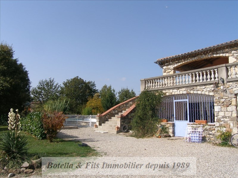 Immobile residenziali di prestigio casa Barjac 630000€ - Fotografia 10