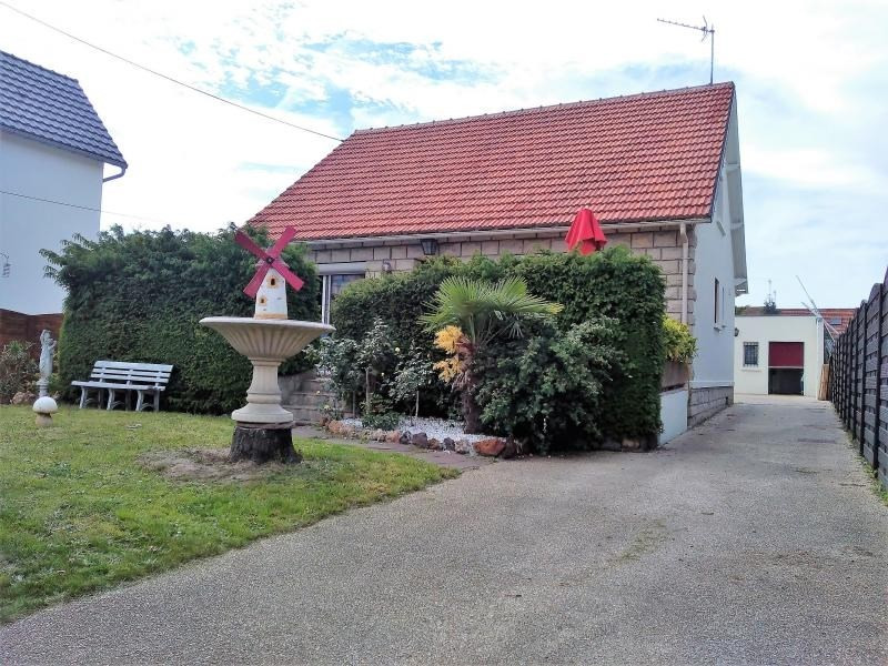 Vente maison / villa Beauchamp 420000€ - Photo 1