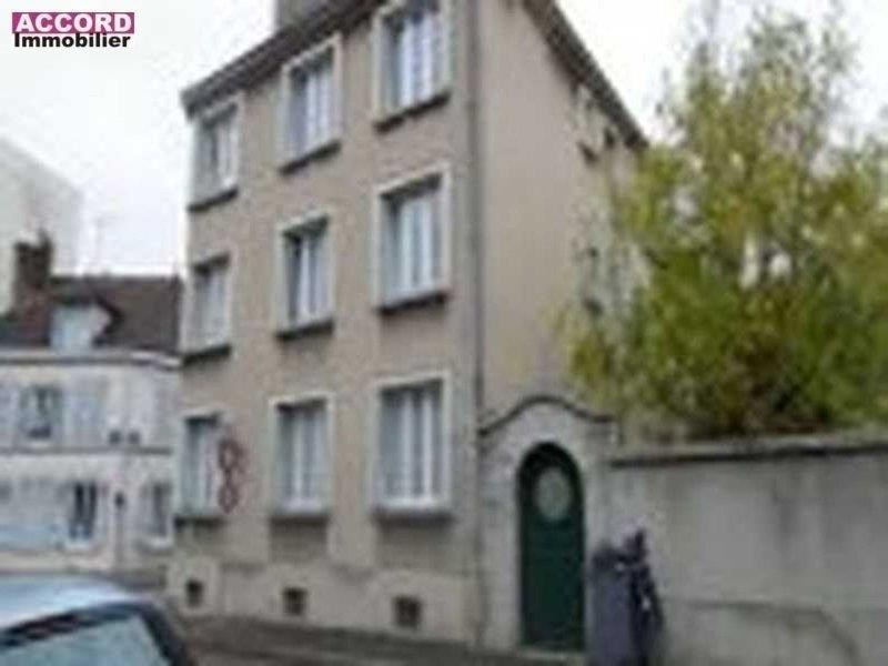 Rental apartment Troyes 582€ CC - Picture 1