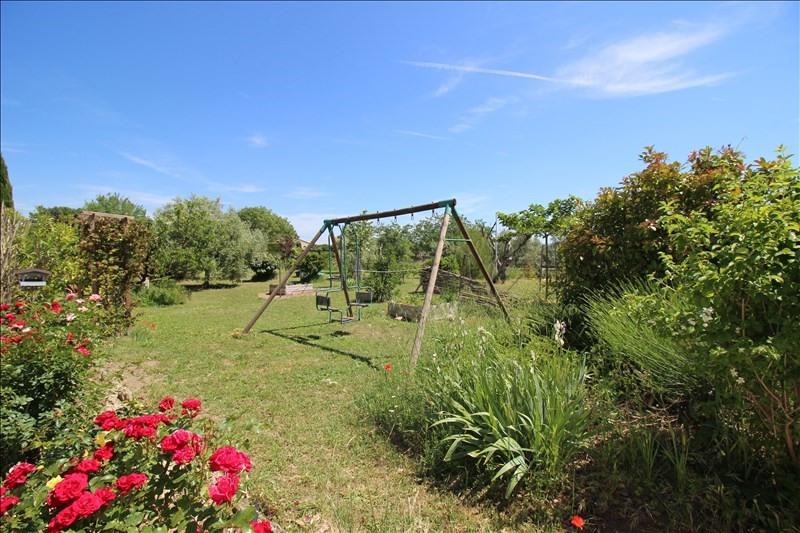 Vente maison / villa L isle sur la sorgue 450000€ - Photo 10