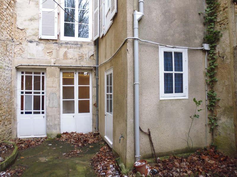 Vente appartement Poitiers 49900€ -  1