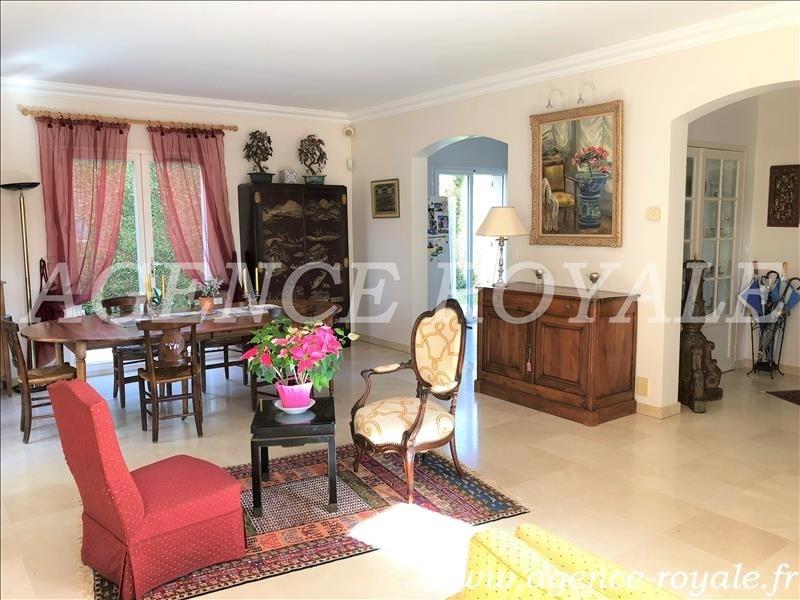 Vente maison / villa Mareil marly 895000€ - Photo 4