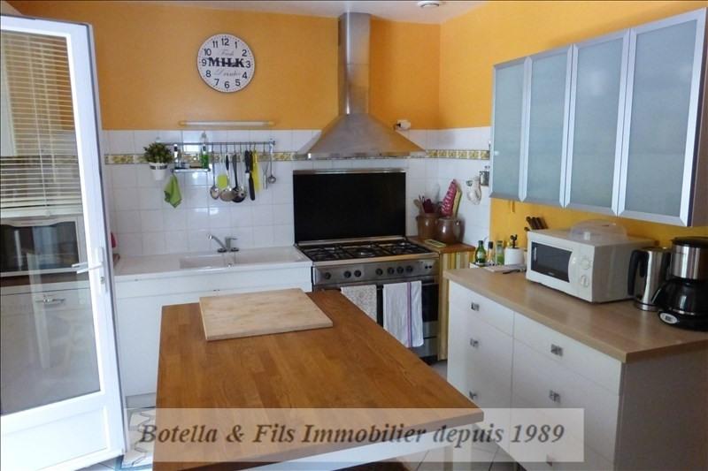 Vente maison / villa Goudargues 208000€ - Photo 4