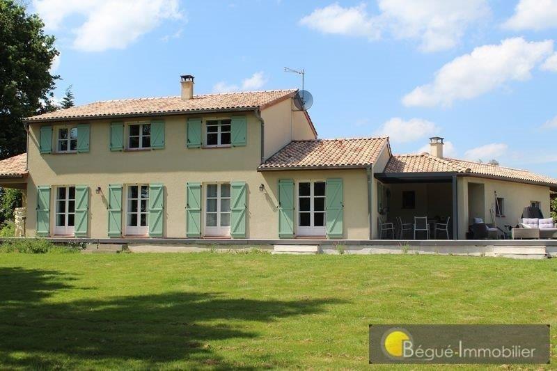 Vente maison / villa Brax 549000€ - Photo 1