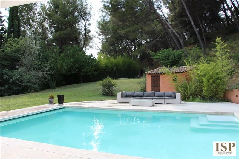 Vente de prestige maison / villa Les milles 750000€ - Photo 3