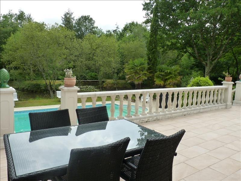 Sale house / villa Les clouzeaux 328600€ - Picture 10