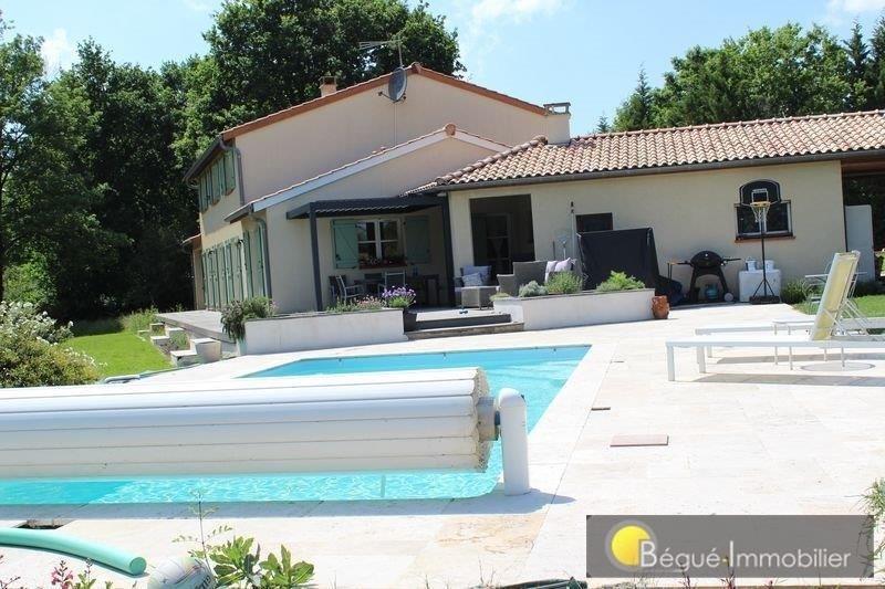 Vente maison / villa Brax 549000€ - Photo 2