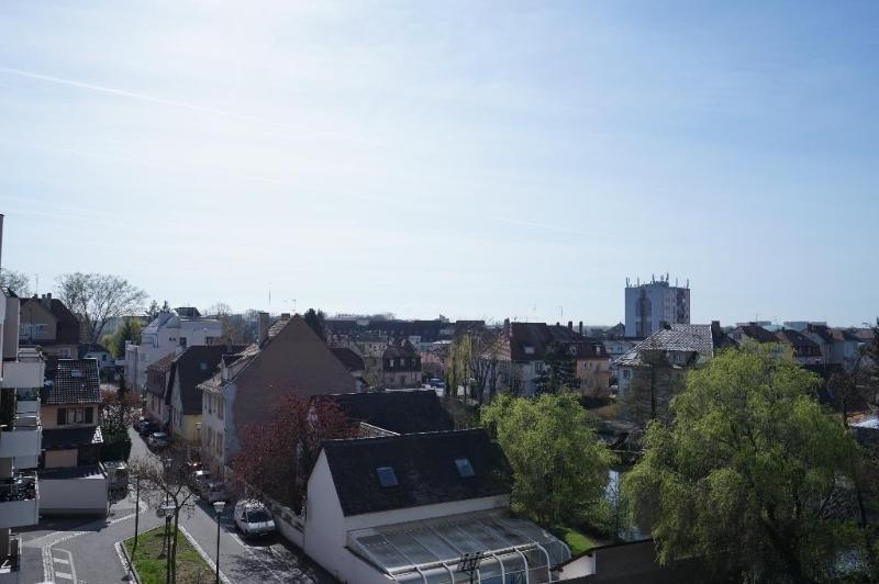 Verkoop  appartement Strasbourg 125000€ - Foto 1