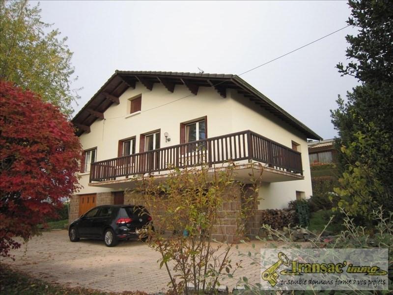 Sale house / villa Thiers 144450€ - Picture 1