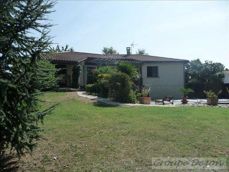 Vente maison / villa Castelginest 436000€ - Photo 2