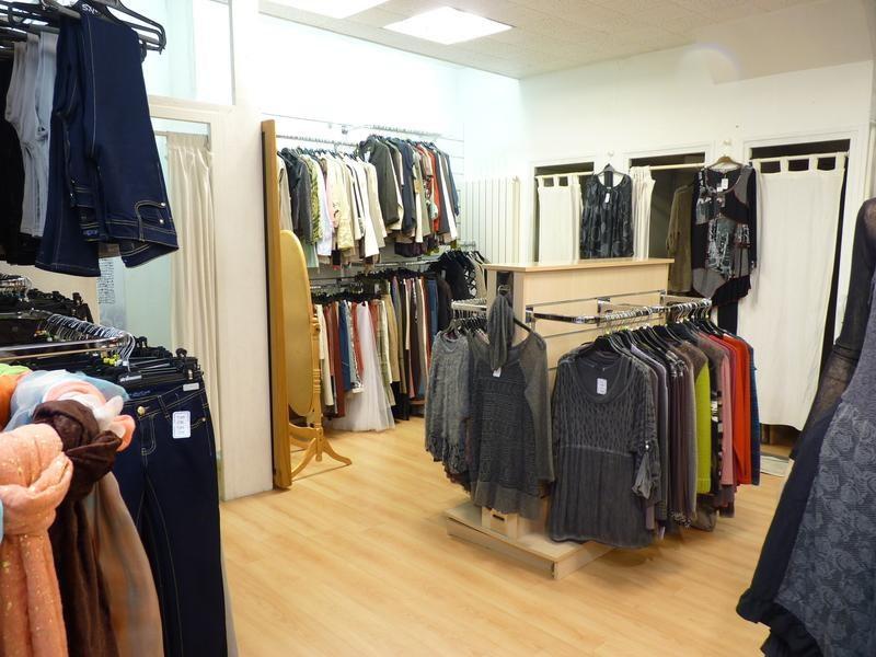 Fonds de commerce Prêt-à-porter-Textile Domfront 0