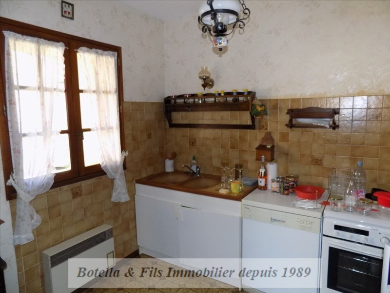 Vente maison / villa Barjac 149 000€ - Photo 3