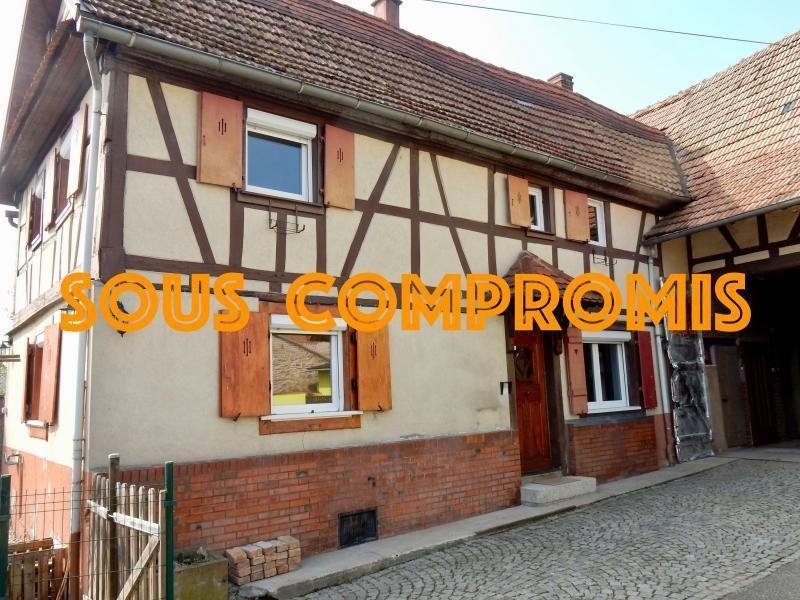 Verkauf haus Mommenheim 200000€ - Fotografie 1