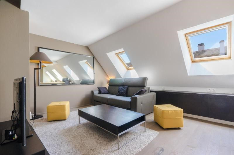 Vermietung von ferienwohnung wohnung Strasbourg 510€ - Fotografie 3