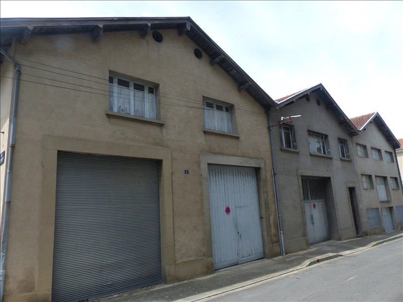Sale building Mazamet 90 000€ - Picture 1