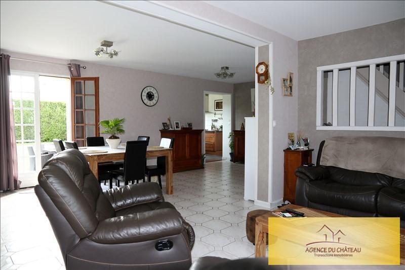Vente maison / villa Perdreauville 293000€ - Photo 3