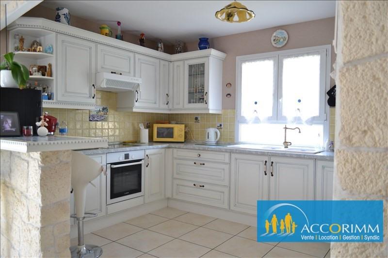 Vente maison / villa Toussieu 455000€ - Photo 8
