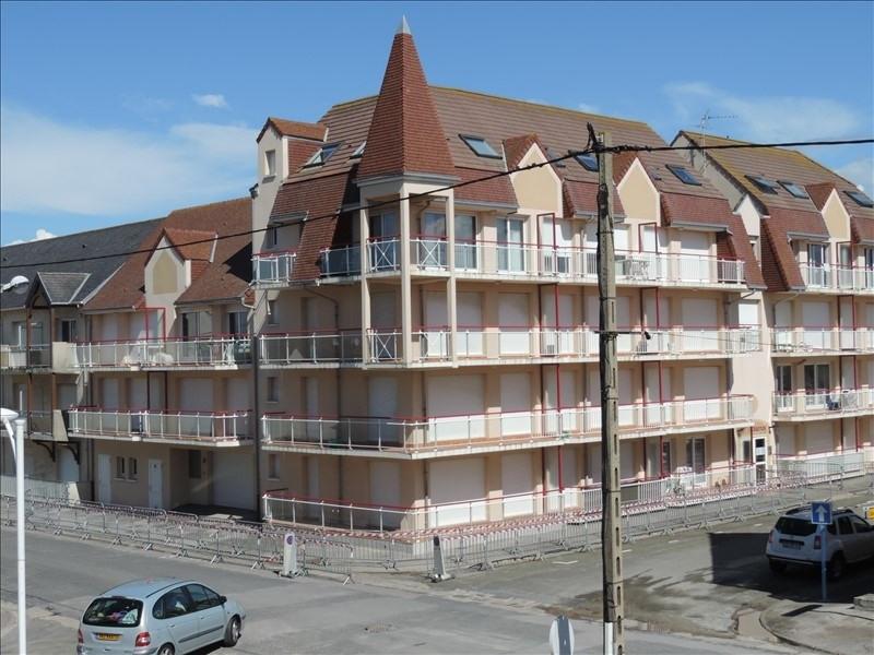 Vente appartement Fort mahon plage 171500€ - Photo 1