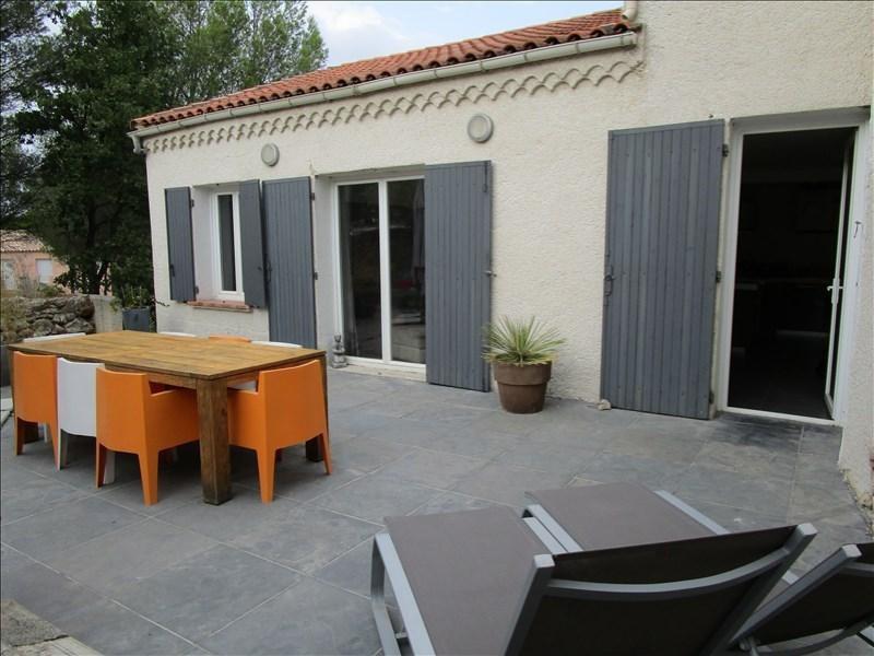 Vente maison / villa Ventabren 440000€ - Photo 1