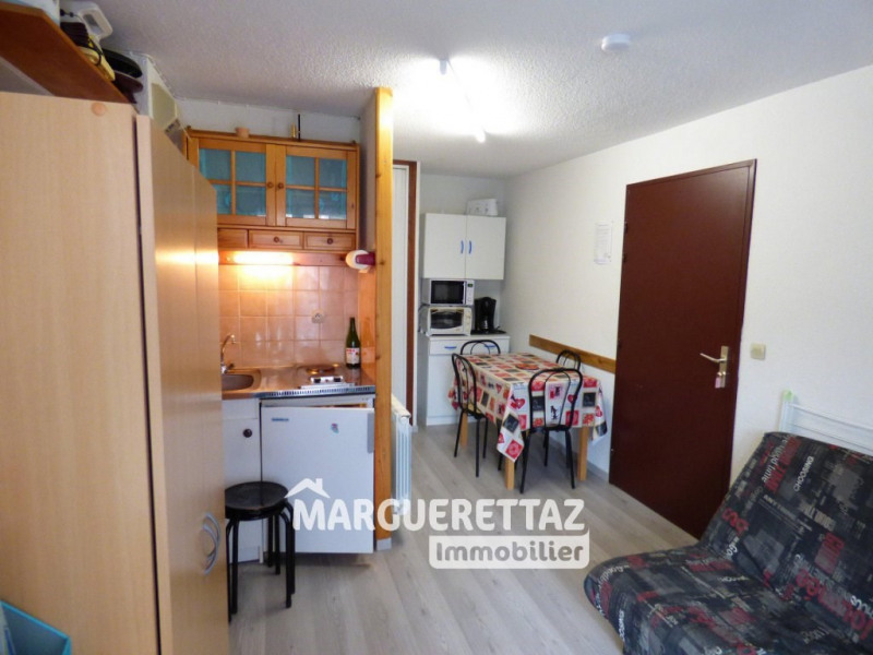 Vente appartement Bellevaux 62 000€ - Photo 1