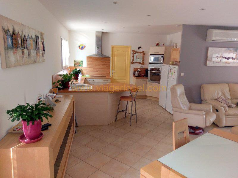 Lijfrente  huis Liouc 60000€ - Foto 3