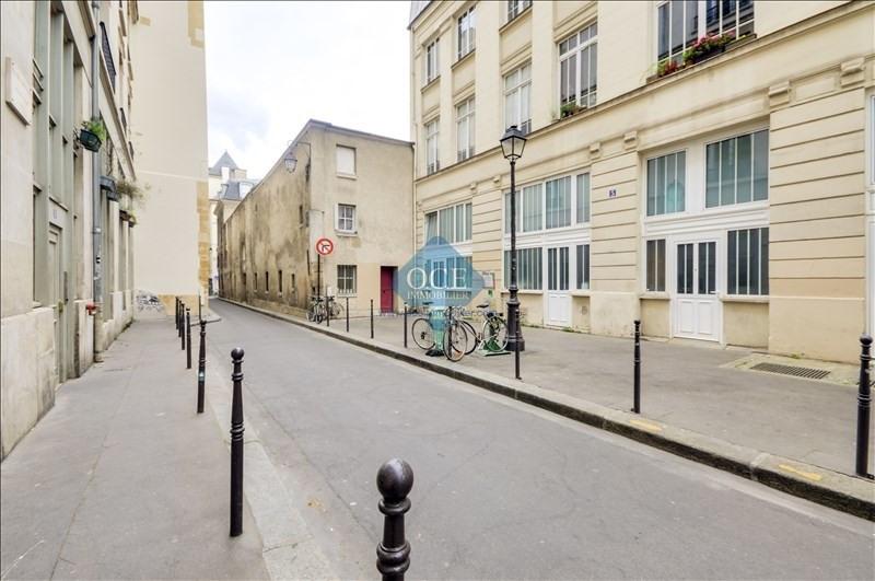Vente appartement Paris 3ème 438000€ - Photo 6
