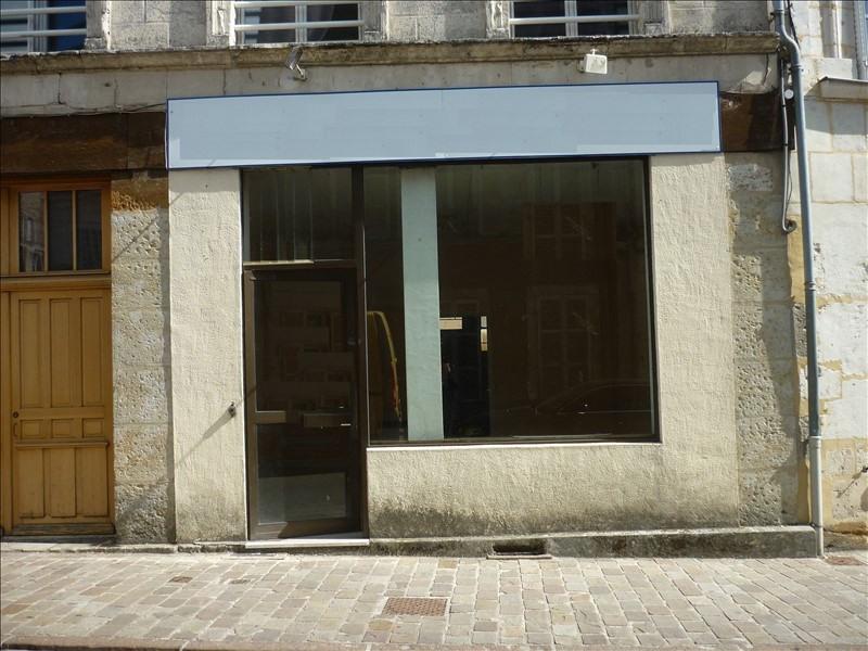 Location local commercial Mortagne au perche 380€ +CH/ HT - Photo 1