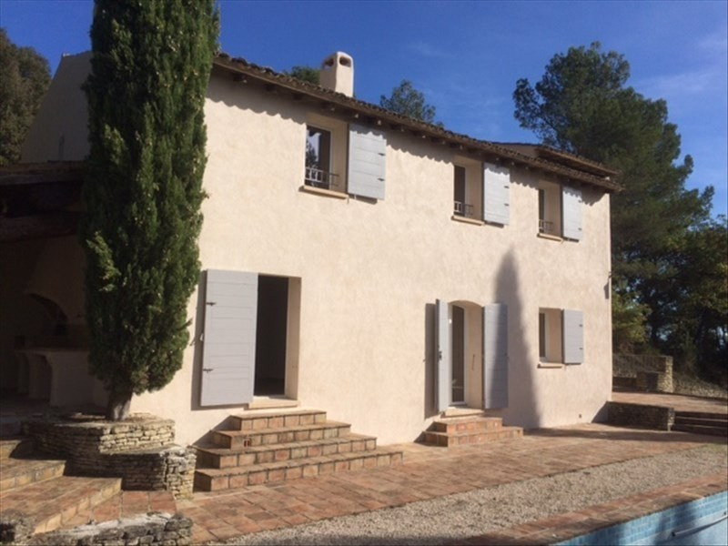 Vente de prestige maison / villa Ansouis 590000€ - Photo 1