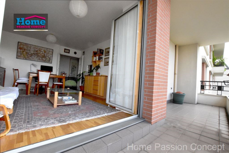 Vente appartement Nanterre 495 000€ - Photo 1