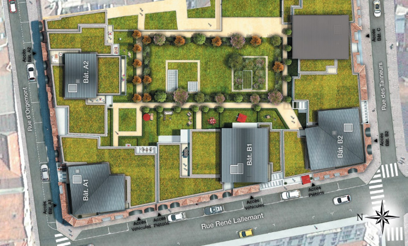 Vendita nuove costruzione Lagny-sur-marne  - Fotografia 4