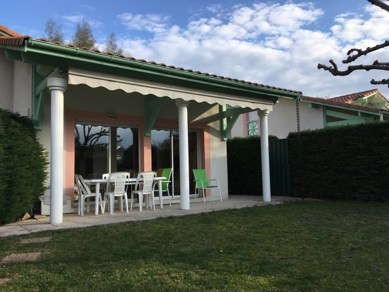 Vacation rental apartment Biscarrosse 260€ - Picture 1