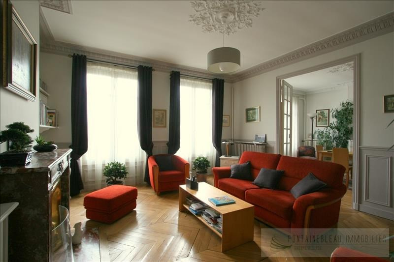 Vente appartement Fontainebleau 445 000€ - Photo 1