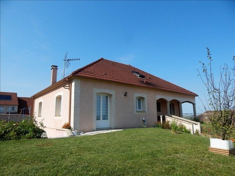 Sale house / villa Pont sur yonne 336000€ - Picture 1