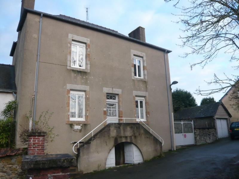 Vente maison / villa Le bourgneuf la foret 88000€ - Photo 1