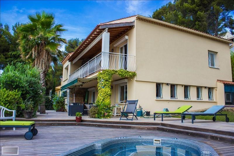 Verkauf von luxusobjekt haus La seyne sur mer 665000€ - Fotografie 2