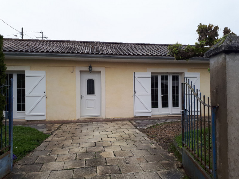 Rental house / villa Portets 808€ CC - Picture 1