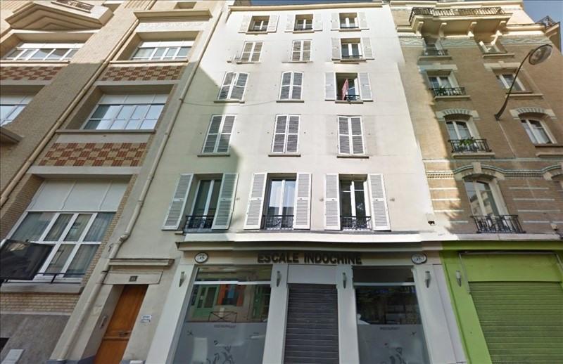 Rental apartment Levallois perret 550€ CC - Picture 3