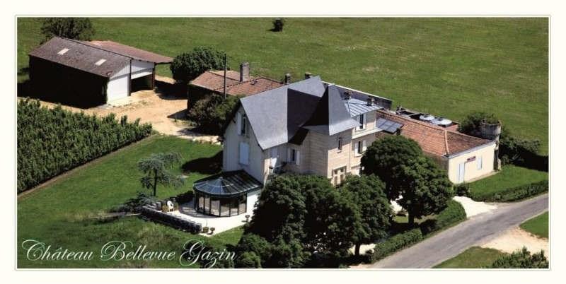 Deluxe sale house / villa Plassac 1400000€ - Picture 2