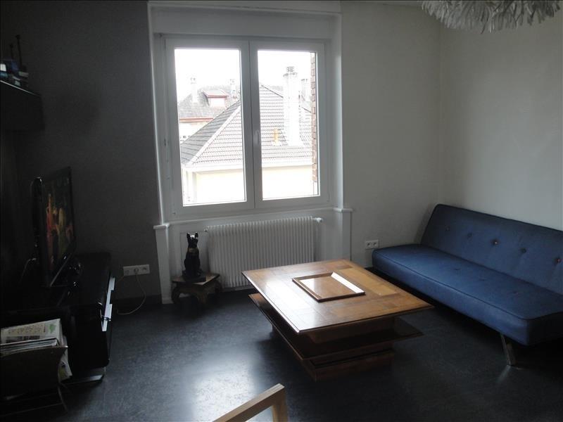 Verkoop  appartement Montbeliard 158000€ - Foto 5