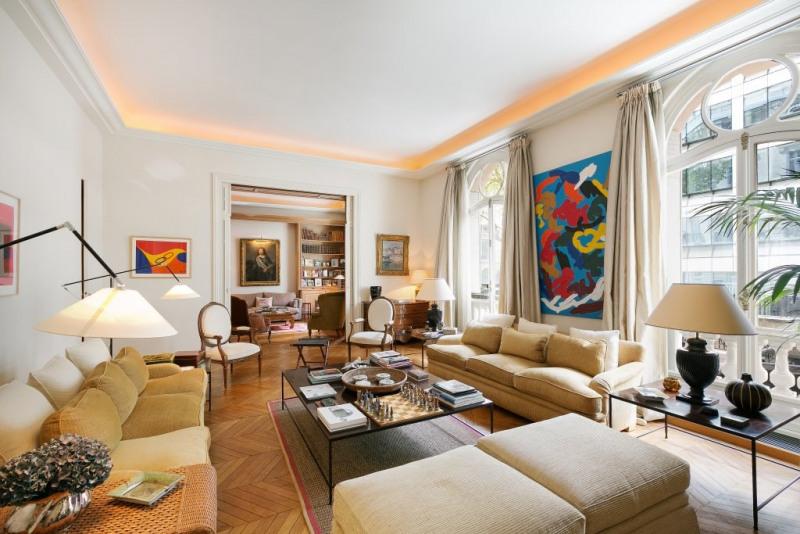 Venta de prestigio  apartamento Paris 16ème 3970000€ - Fotografía 1