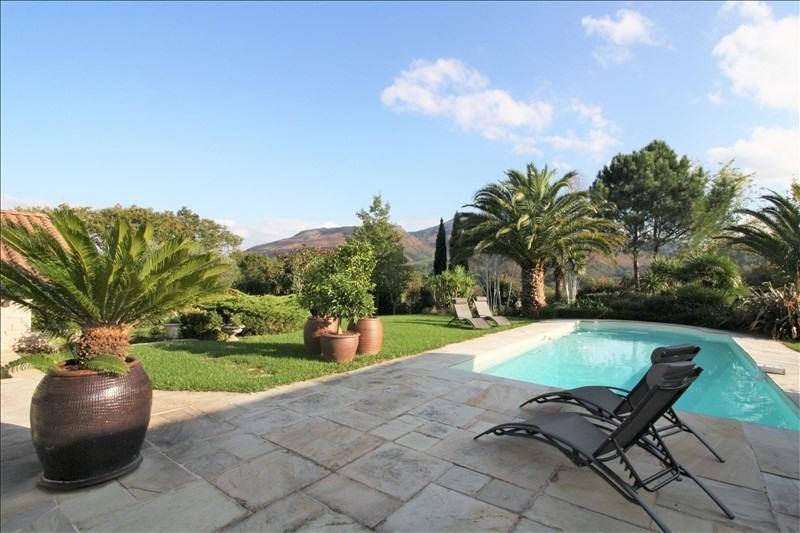 Deluxe sale house / villa Urrugne 1290000€ - Picture 2