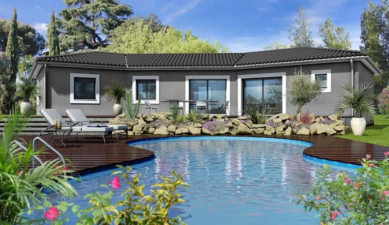 Maison  4 pièces + Terrain 1000 m² Saïx par DEMEURES D'OCCITANIE