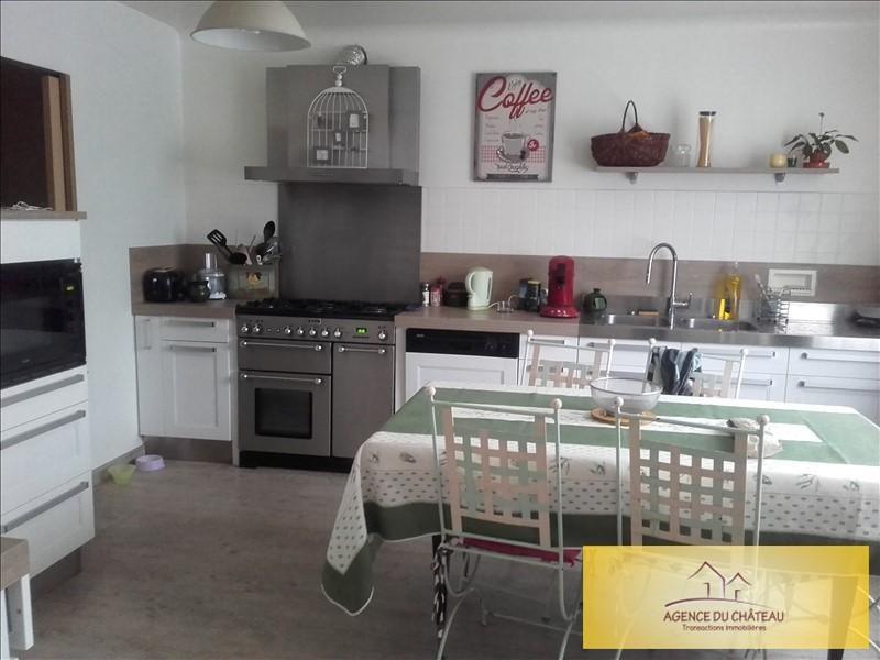 Vente maison / villa Guerville 368000€ - Photo 2