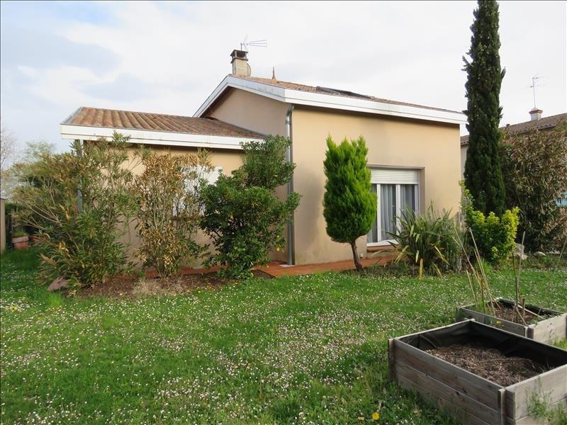 Vente maison / villa St lys 369271€ - Photo 1