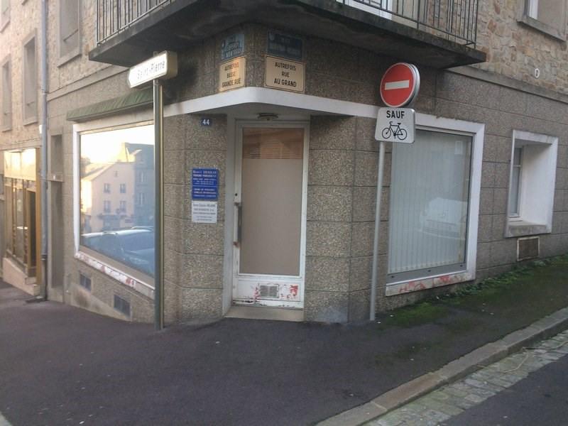 Locação armazém Coutances 390€ HC - Fotografia 1
