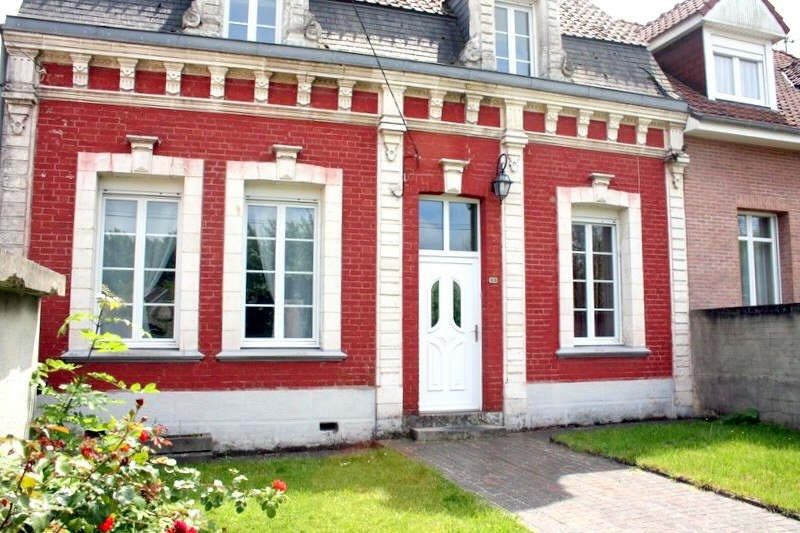 Vente maison / villa Lumbres 159750€ - Photo 1
