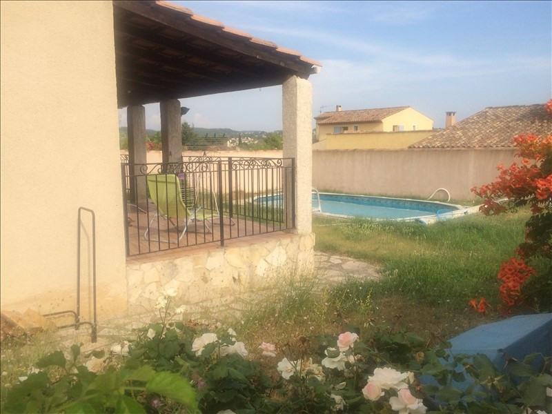 Vente maison / villa Pertuis 330000€ - Photo 1