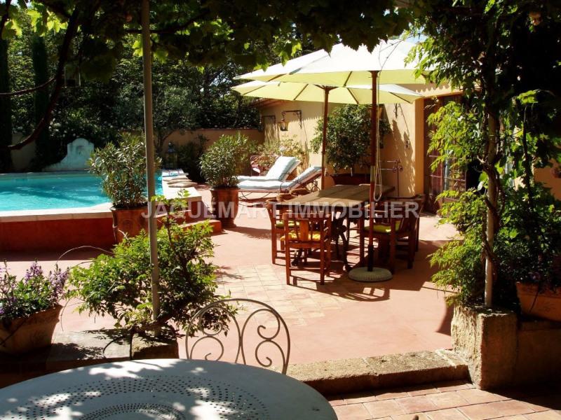 Venta de prestigio  casa Lambesc 795000€ - Fotografía 4