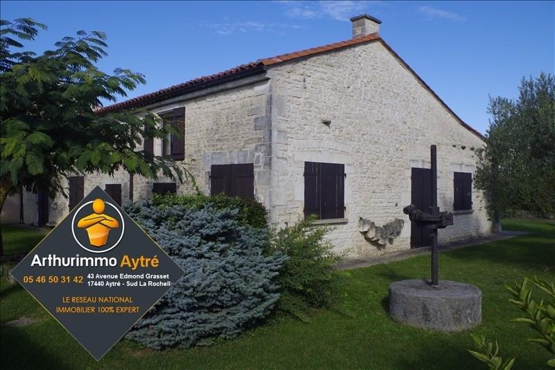 Vente maison / villa Aigrefeuille d aunis 289800€ - Photo 1
